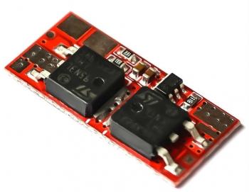 Контроллер заряда/разряда Li-Ion BMS-1S