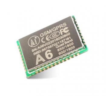 GSM/GPRS чип Ai-Thinker A6
