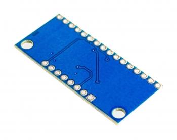 Мультиплексор аналоговый 16-канальный CD74HC4067