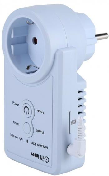 GSM / SMS розетка с термодатчиком
