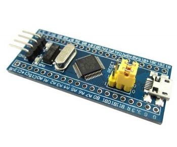 Плата STM32F103C8T6 USB-micro