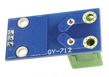Датчик тока ACS712 20А kit