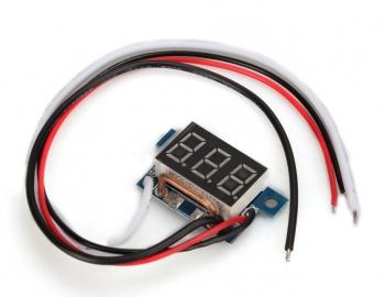Амперметр цифровой 0-10А