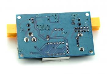 DC-DC понижающий преобразователь c вольтметром+USB (LM2596)