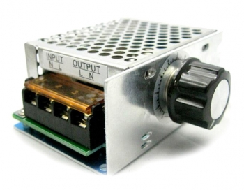Регулятор мощности (диммер) 220В/4000Вт