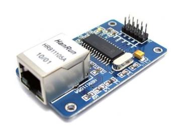 Ethernet модуль ENC28J60 (S3)