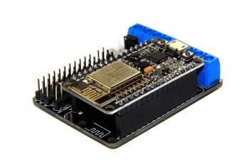 Пример модуля в комплекте с WiFi платой NodeMCU