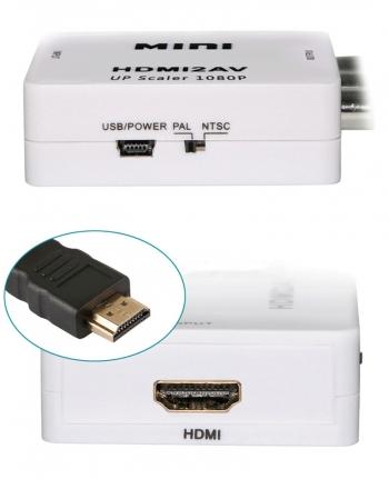 Адаптер HDMI-AV