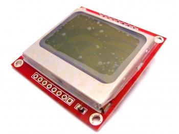 LCD дисплей Nokia 5110 в Челябинске