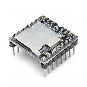 Звуковой модуль MP3/WMA DFPlayer