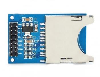 Модуль SD карт