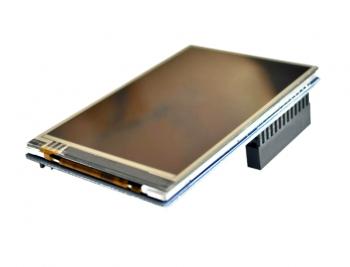 "TFT LCD дисплей 3.5"" сенсорный для Raspberry Pi 3"