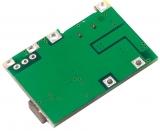 DC-DC повышающий преобразователь + ЗУ с USB-Micro входом