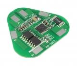 Контроллер заряда/разряда Li-Ion 18650 BMS-3S RD-3015