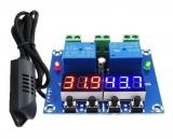 Контроллер температуры и влажности XH-M452