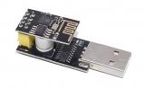 Правильное подключение ESP01 и программатора