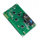 LCD дисплей 2004 i2c (синий)