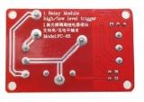 Реле модуль 1 канал 5В 30А с опторазвязкой