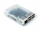 Корпус для Raspberry Pi B+/2/3 (прозрачный)