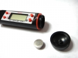 Термометр цифровой с металлическим щупом
