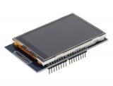 "TFT LCD шилд 2.8"" сенсорный c MicroSD"