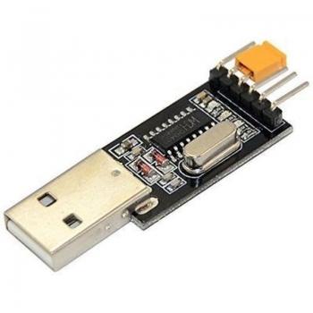 Преобразователь USB TTL UART (CH340G)