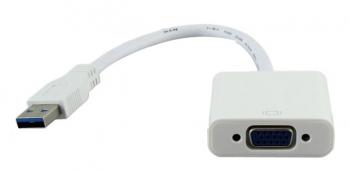 Адаптер USB - VGA