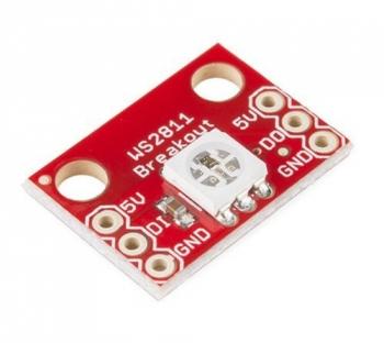 RGB модуль WS2811