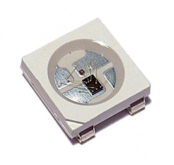 Светодиод RGB WS2812B 5050