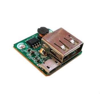 Модуль для PowerBank мини 1xUSB (одностор.)