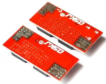 Контроллер заряда/разряда Li-Ion BMS-1S 20A
