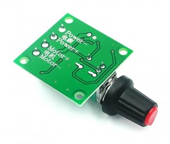 Регулятор скорости мотора ШИМ (2-20В/2А)