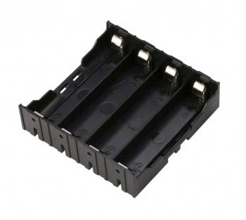 Батарейный отсек 4*18650 dip