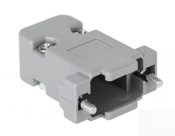 Корпус для разъема паечного DB9 RS232