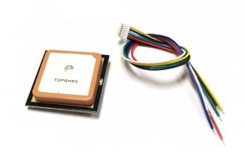 GPS+GLONASS модуль TopGNSS TTL
