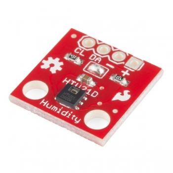 Датчик температуры и влажности HTU21D