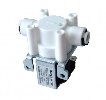 """Электроклапан для воды 1/4"""" (12В)"""