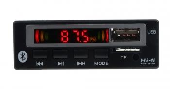 MP3/FM/BT/USB плеер для встраивания (JQ-DO82BT-V1)
