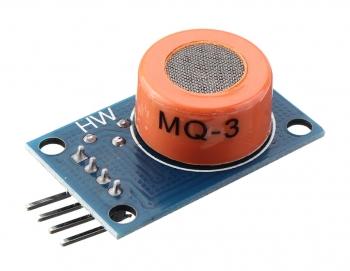 Датчик паров алкоголя MQ-3