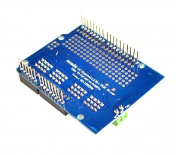 ШИМ/Серво шилд драйвер 16-канальный (PCA9685)