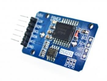 Модуль RTC (DS3231) + EEPROM (AT24C32)