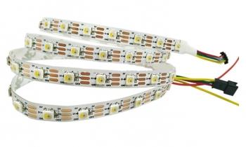 Светодиодная лента RGBW SK6812 (60шт/1м, IPЗ0)