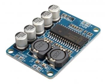 Усилитель TDA8932T моно 30Вт
