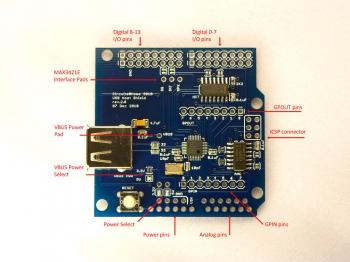 USB Host Shield v2.0