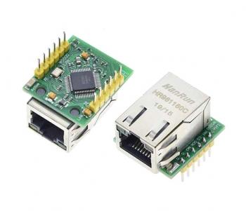 Ethernet модуль USR-ES1 W5500