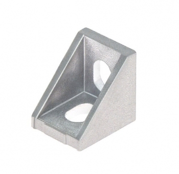 Угловой соединитель 20*20*17 (паз 6мм)
