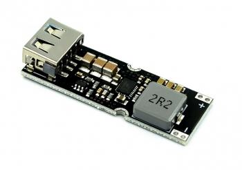 DC-DC повышающий преобразователь с USB (QC3.0)