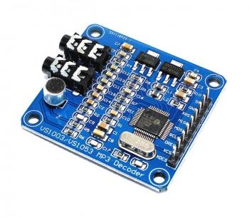 MP3 декодер VS1003B
