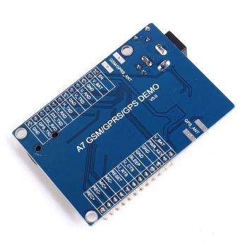 GSM+GPS плата разработчика A7 AiThinker