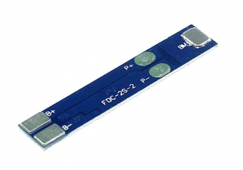 Контроллер заряда/разряда Li-Ion BMS-2S
